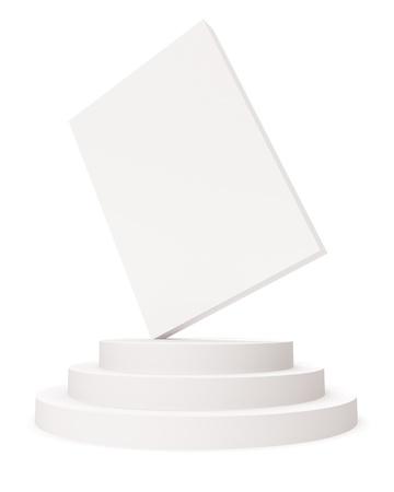 dais: White Box