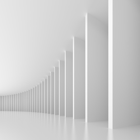 Abstract Interior Background Stock Photo - 8898015