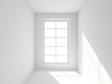 Abstract Empty Room Stock Photo - 8897973