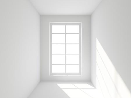 Abstract Empty Room Stock Photo - 8897973