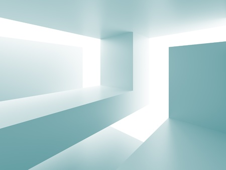 mistery: Abstract Architecture Background