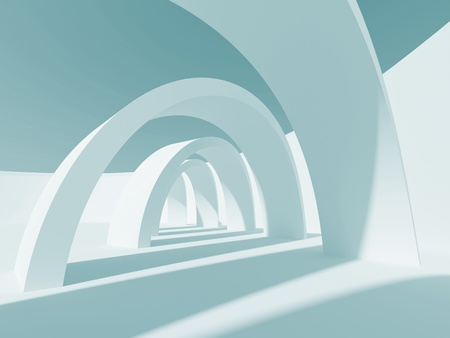 Abstract Architecture Background Stock Photo - 9241328