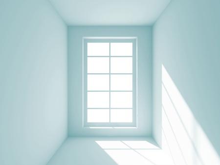 Abstract Empty Room photo