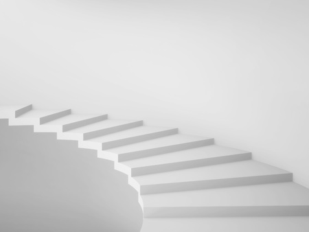 spiral staircase: Spiral Staircase Background Stock Photo