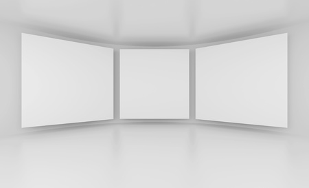 Gallery Interior or White Screens photo