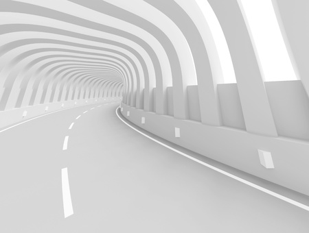 Abstract Road Background photo