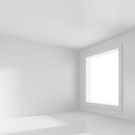 Empty Room Interior Stock Photo - 9313222