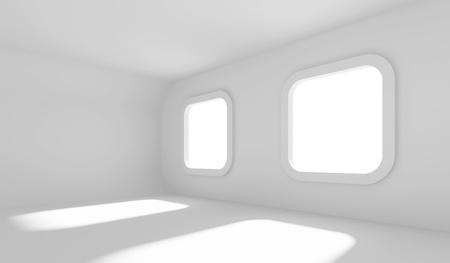 Empty Room Background Stock Photo - 9313311