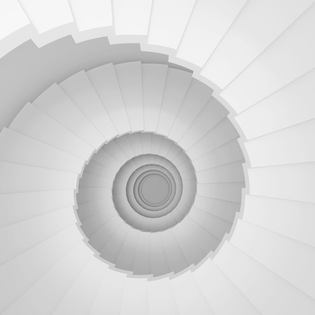 Abstract Staircase Background photo
