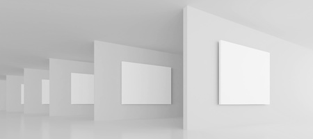 Gallery Interior Background photo