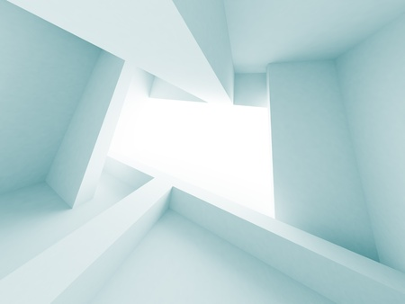 Abstract Building Stock Photo - 9313285