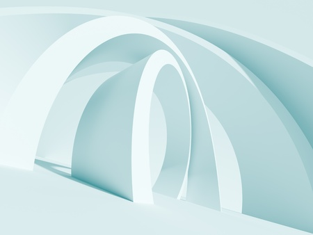 Abstract Building Background Stock Photo - 9402344