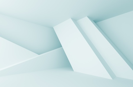Abstract Interior Design Stock Photo - 9513445