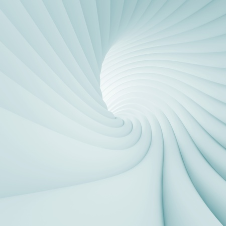 Abstract Tunnel Background Stock Photo - 9513563