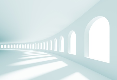 Abstract Architecture Wallpaper Stock Photo - 9513566