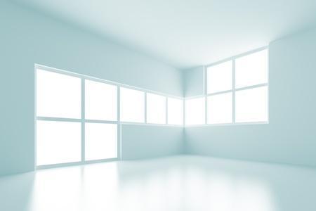White Room  Stock Photo - 9900107