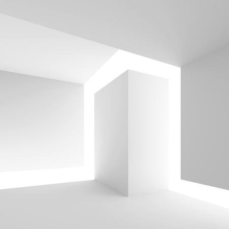 Futuristic Interior Design Stock Photo - 9905247