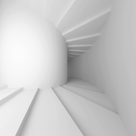 White Abstract Architecture Background photo