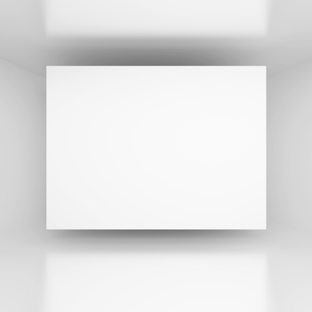 White Abstract Background Stock Photo - 10026971