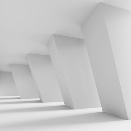 Futuristic Corridor Stock Photo - 10103472
