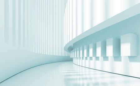 Abstract Architectuur Achtergrond Stockfoto