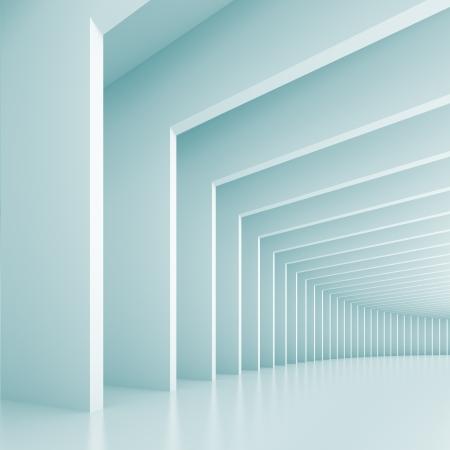 tunel: Fondo de arquitectura abstracta Foto de archivo