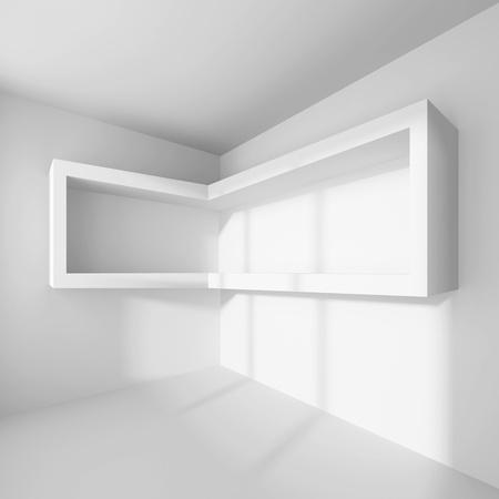 Modern Empty Room photo