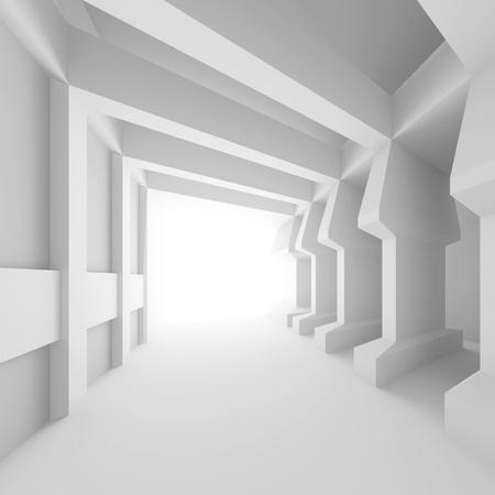 3d shape: Industrial Background