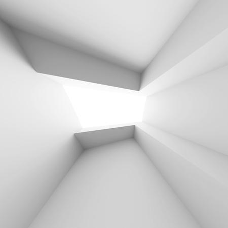 White Inter Background Stock Photo - 11767076