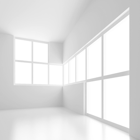 empty room: Abstract Industrial Background
