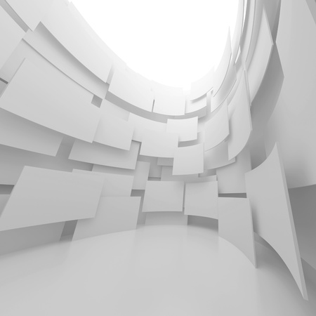 Modern Architecture Design Stock fotó - 13214069