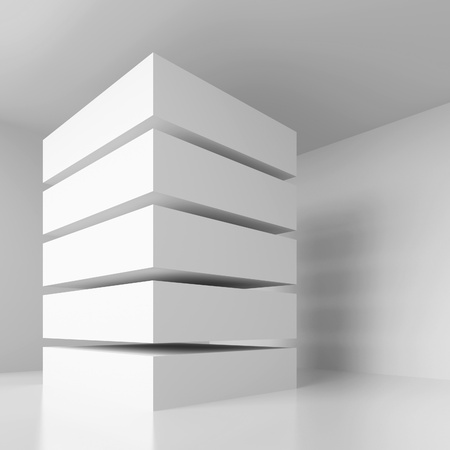 server room: Abstract Architecture Background