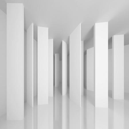 Conceptual Architecture Design Stock fotó - 13363470