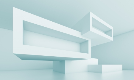 Abstract Architecture Concept photo
