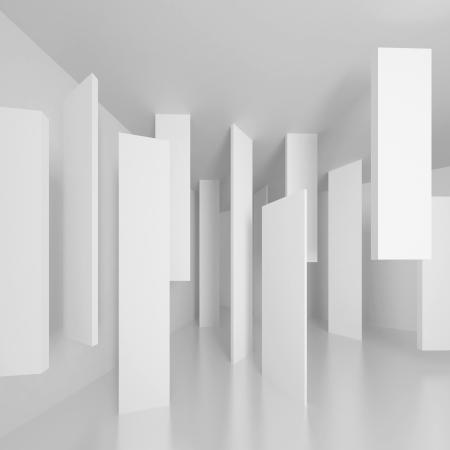 Abstrakte Architektur Design Standard-Bild - 15346053