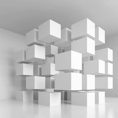 3d Creative Interior Design Stock Photo - 15906708