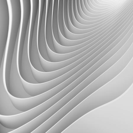 modern: 3d Modern Architecture Background