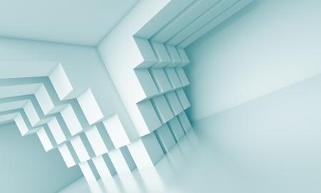 futuristic interior: Creative Interior Concept