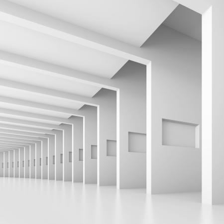 抽象的なホール デザイン