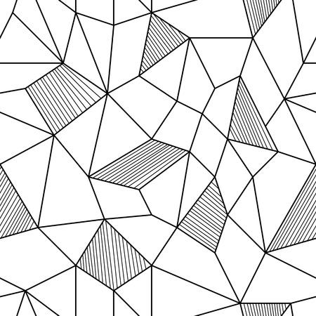 抽象的な背景がシームレスです  イラスト・ベクター素材