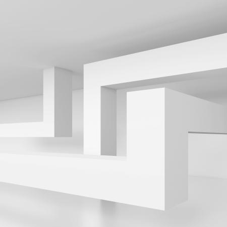 3d Modern Industrial Design Stock Photo - 18719052