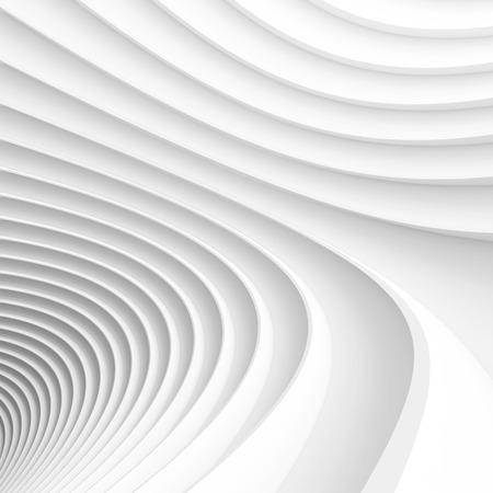 近代建築のレンダリング