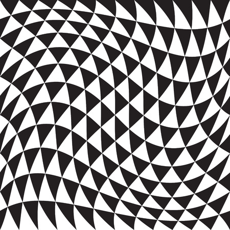 Seamless Triangle Pattern Stock fotó - 23650435