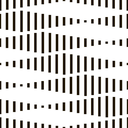 Seamless Monochrome Geometric Wallpaper Vector