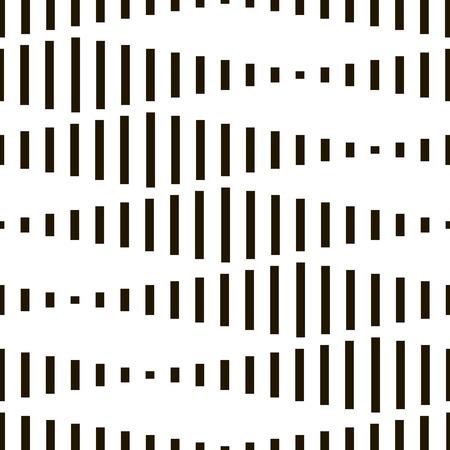 textiles texture: Seamless Monochrome Geometric Wallpaper Illustration
