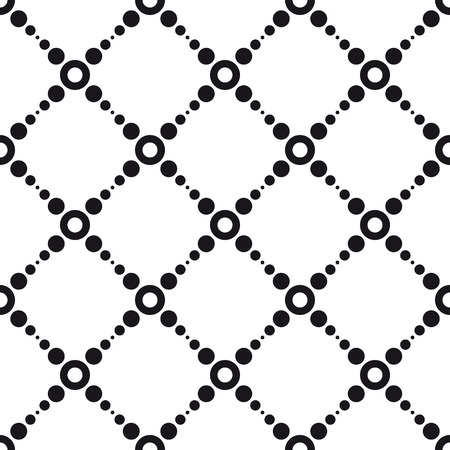 lattice: Vector Seamlees Abstract Geometric Wallpaper Illustration