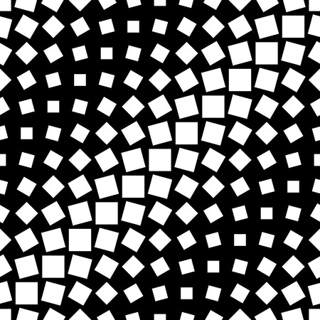 Vector Abstract Seamless Monochrome Texture