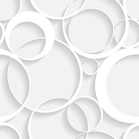 Vector Abstract Naadloos Patroon Stockfoto - 25994037