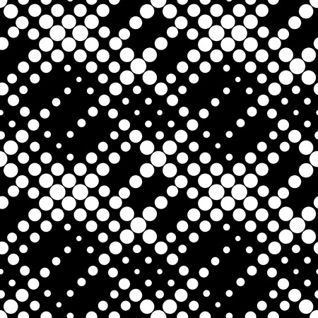 Vector Abstract Seamless Geometric Background Vector