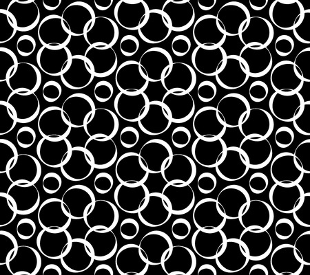 Vector Seamless Abstract Geometric Background Vector